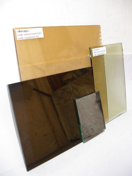 стекло тонированное в массе бронза купить в павловском достигается
