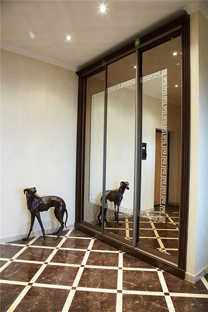 зеркала для шкафов-купе фото
